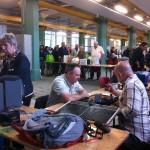 """Le monde s'est bousculé au """"repair café"""" organisé par m2A à Motoco !"""