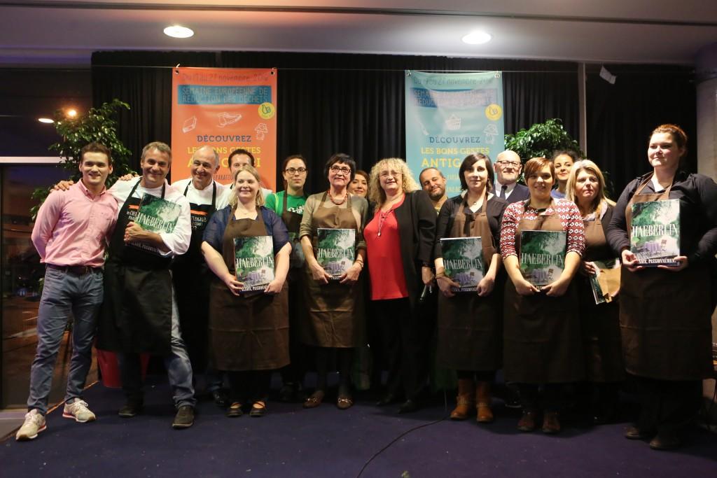 Bravo à tous les participants du défi cuisine antigaspi !